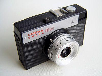 「SMENA 8M」LOMO社製フィルムカメラ / Film camera manufactured by LOMO