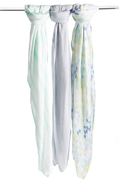 Aden And Anais Swaddle Blankets Simple Aden  Anais Print Swaddling Cloths 3Pack Nordstrom Exclusive Design Decoration