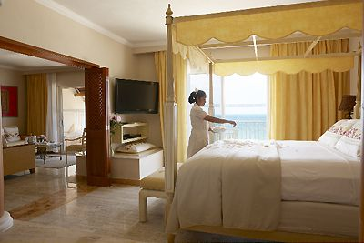 Excellence Club Honeymoon Suite Ocean Front Imagine More Than