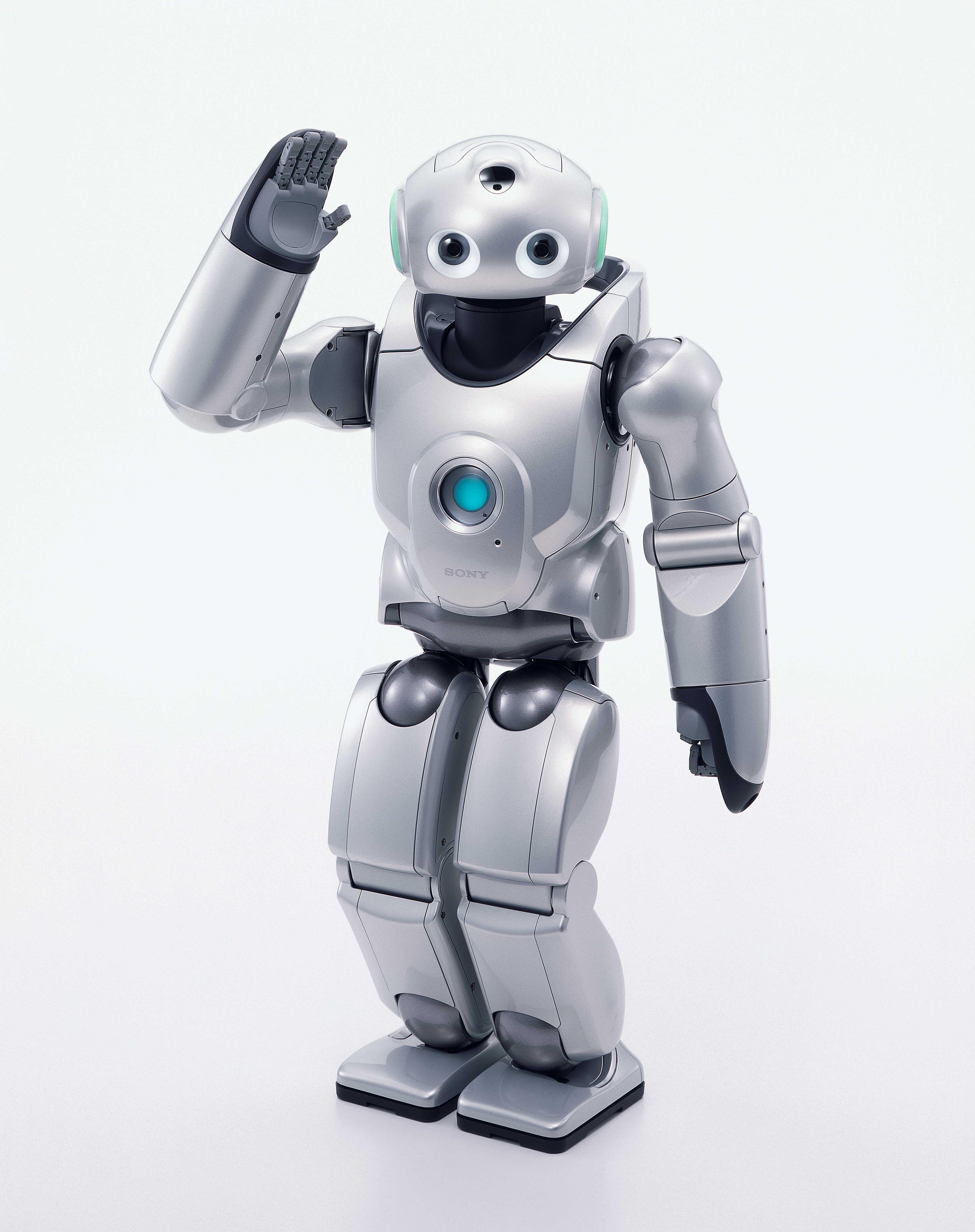 Картинки красивых роботов