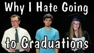 Why The #Graduation #Ceremonies Suck - #funny
