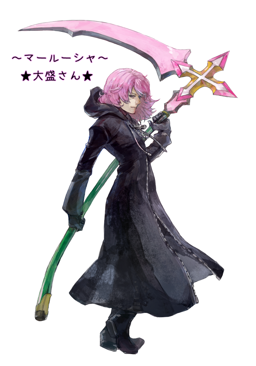 Marluxia Kingdom Hearts Kingdom Hearts Characters Kingdom