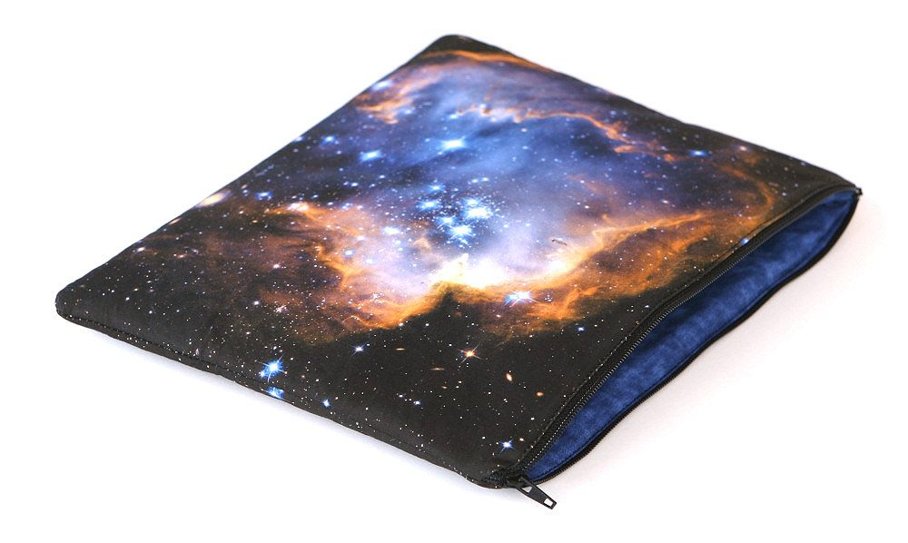 Padded iPad 2 Cover Made to Order featuring Custom by CosmicQuilts, $30.00