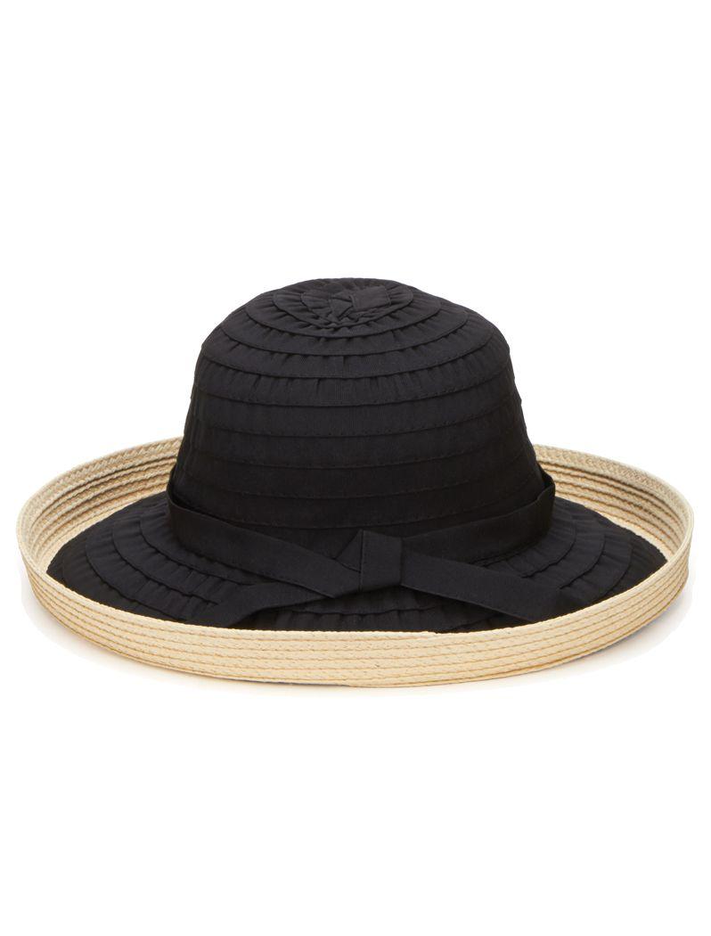 8b8811da1a6 SAN DIEGO HAT RIBBON KETTLE BRIM HAT