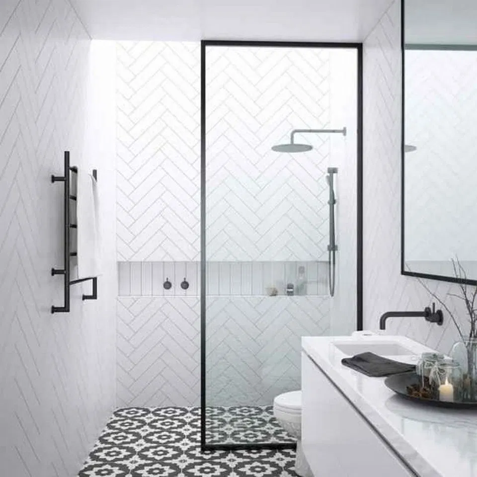 44 Stunning Small Bathroom Remodel Ideas On A Budget 15 Ensuite Shower Room