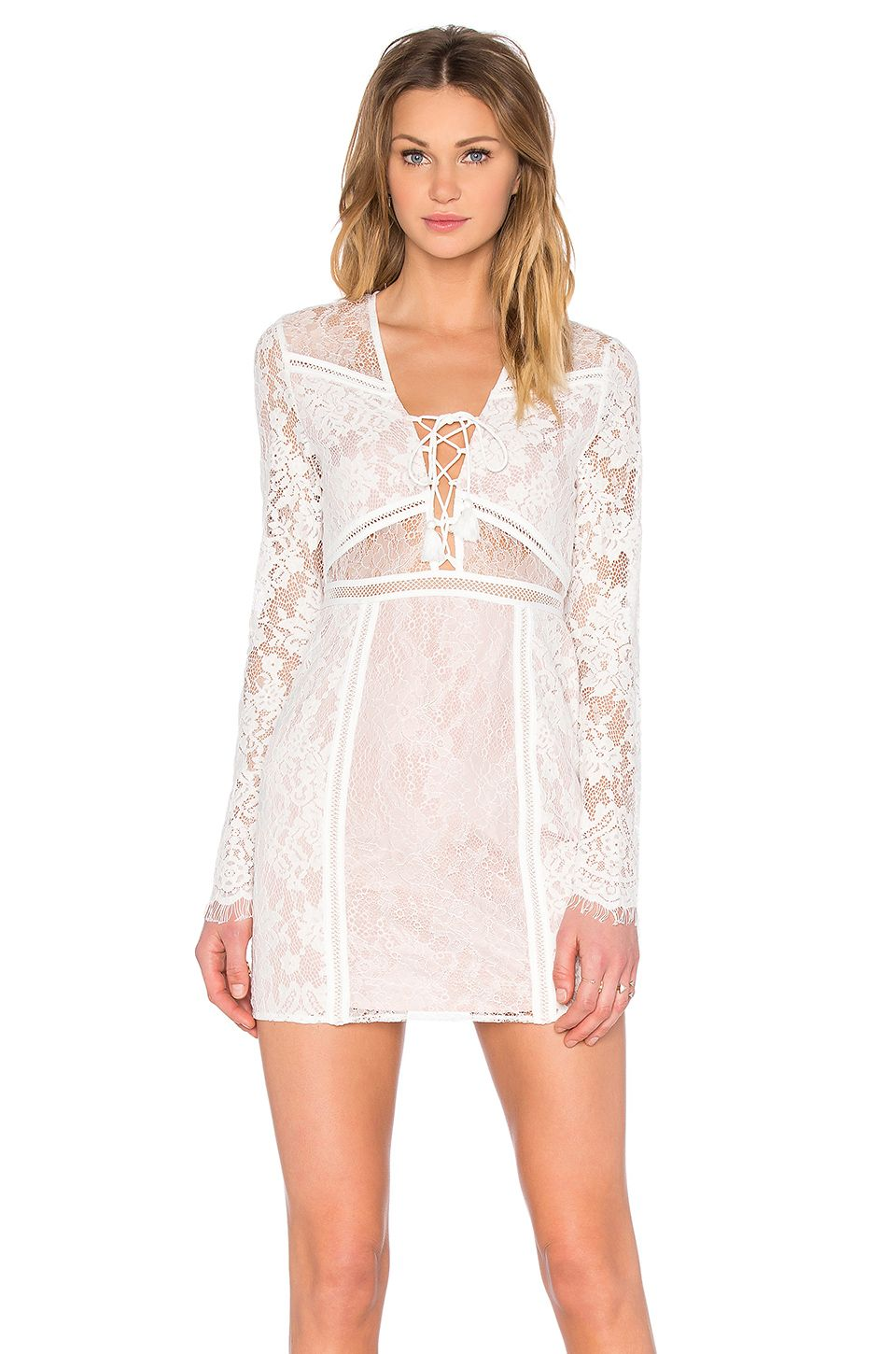 Black lace dress for summer wedding  REVOLVE  So ChicSo Hot  Pinterest  White lace Spring summer