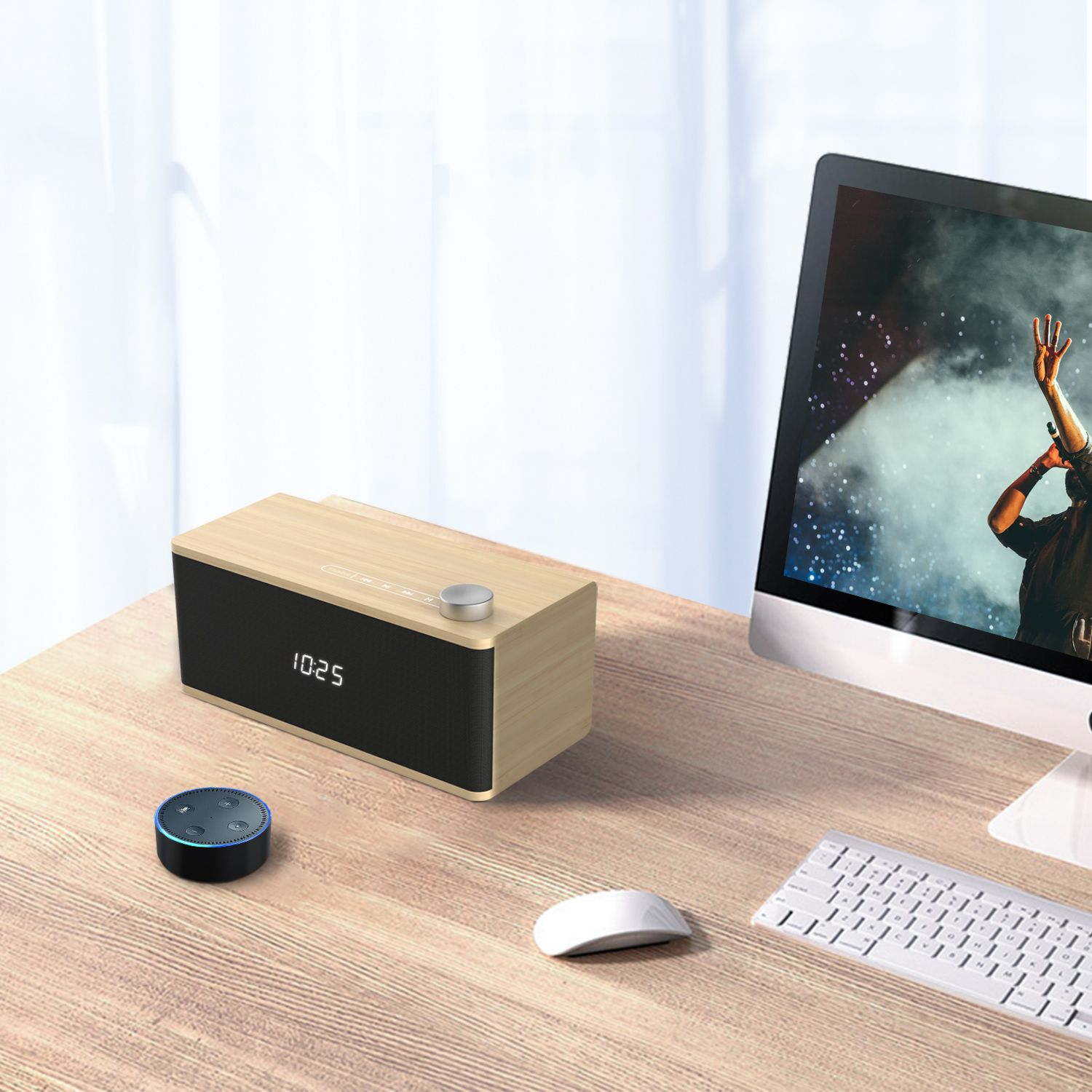Wooden Wireless Bluetooth Speaker Wireless speaker