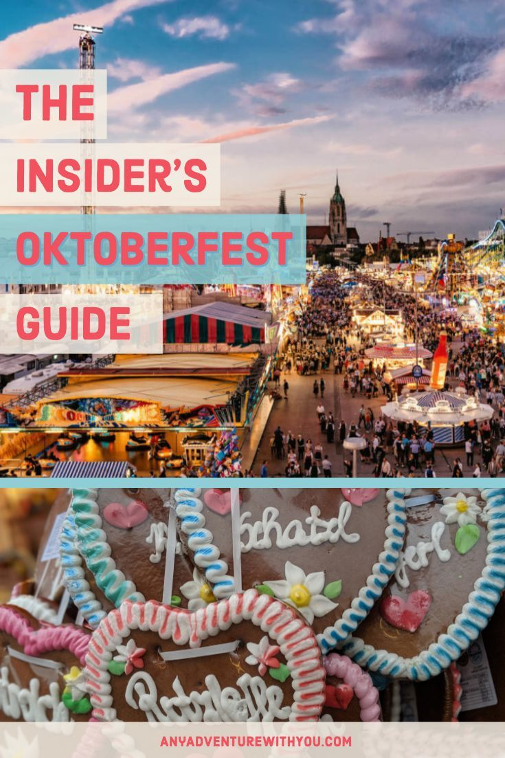 The Insider's Guide to the Ultimate Oktoberfest Experience