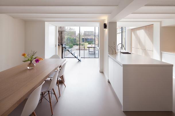 Renovatie herenhuis in Vught door Reset Architecture - alle ...