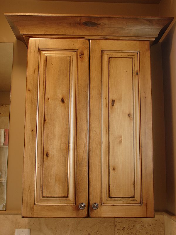 Knotty Alder Rustic Knotty Alder Cabinets Love Scroll Down To