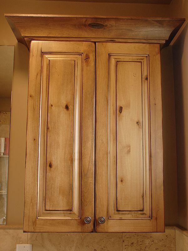 Knotty Alder Vs Hickory Cabinets Cabinets Matttroy