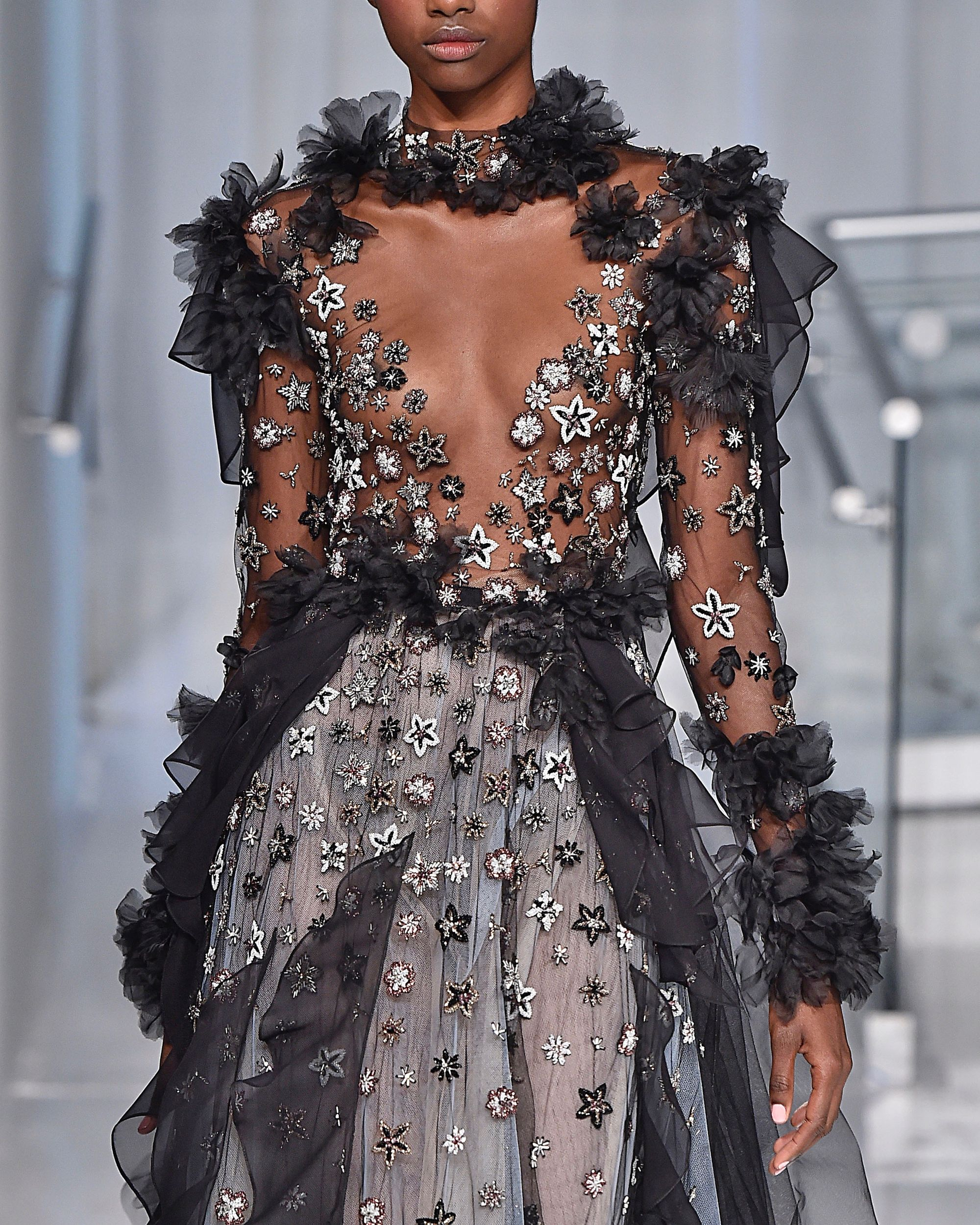 Highlights From The Decade Spring 2017 Collection Details Reemacra Couture Fashion Fashion Couture