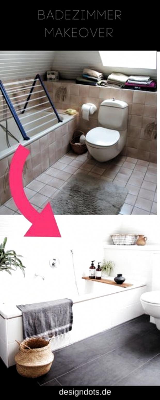 Badezimmer Selbst Renoveiren Vorher Nachher Bilder Ideen Inspiraiton Und Kosten Modernes Bad Skandinavi In 2020 Bad Vorher Nachher Badezimmer Vorher Nachher Bilder