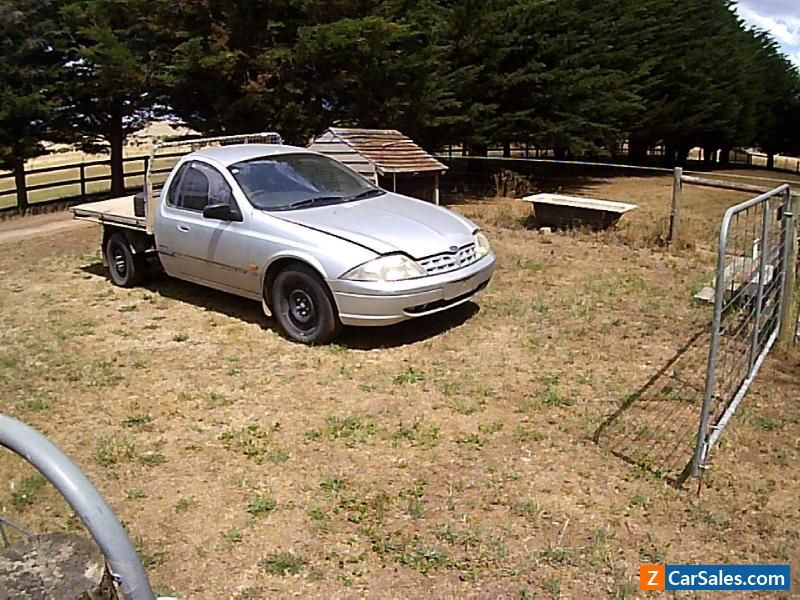 Ford AU Ute 5 speed manual. duel fuel ford ute forsale