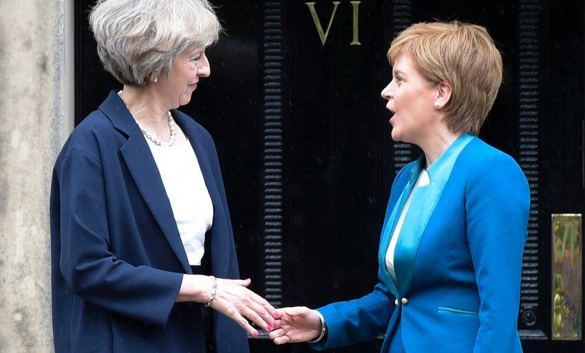 pläne nach dem brexit: der schotten-poker - spiegel online