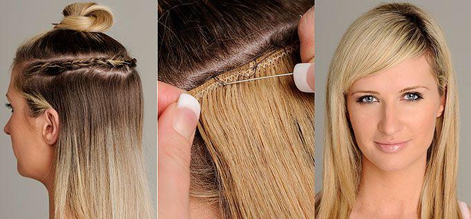 Fusion Hair Styles: Best Hair Extensions For Fine Thin Hair