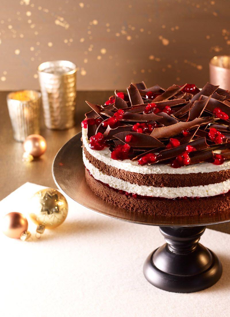 Schokoladige Preiselbeertorte Rezept Preiselbeertorte Kuchen Und Torten Schokoladentorte Rezept