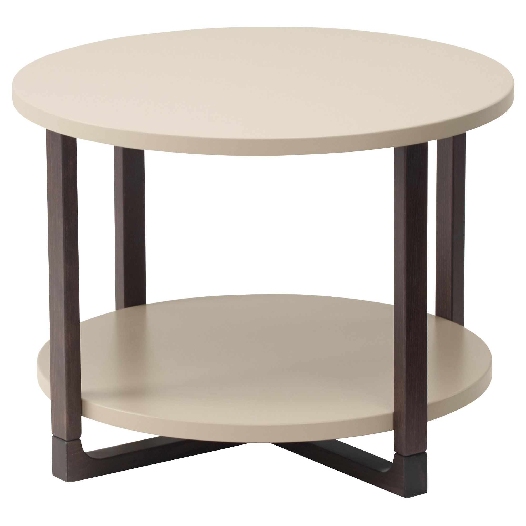 Ikea Console And Coffee Table: RISSNA, Side Table, , Separate Shelf For Magazines
