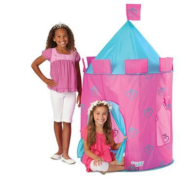 Discovery Kids™ Pop-Up Castle - One for each girl  sc 1 st  Pinterest & Discovery Kids™ Pop-Up Castle - One for each girl | Outdoor Movie ...