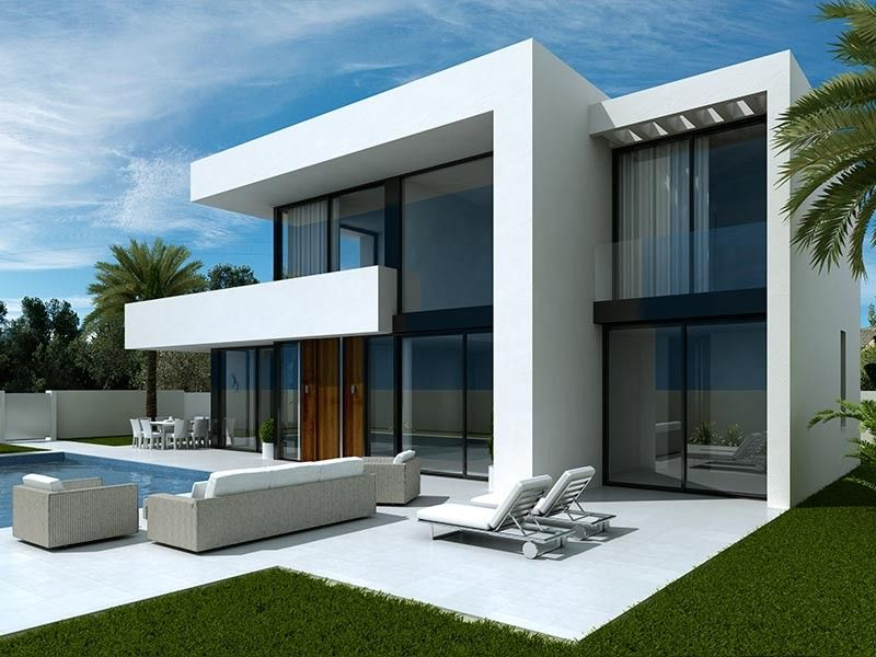 Click to close image click and drag to move use arrow keys for next and previous houses for Plan moderne villa