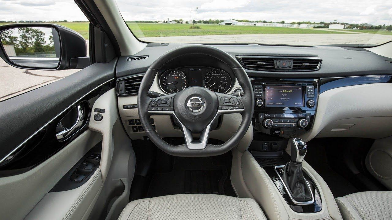 2018 Nissan Rogue Sport Review Exterior Interior