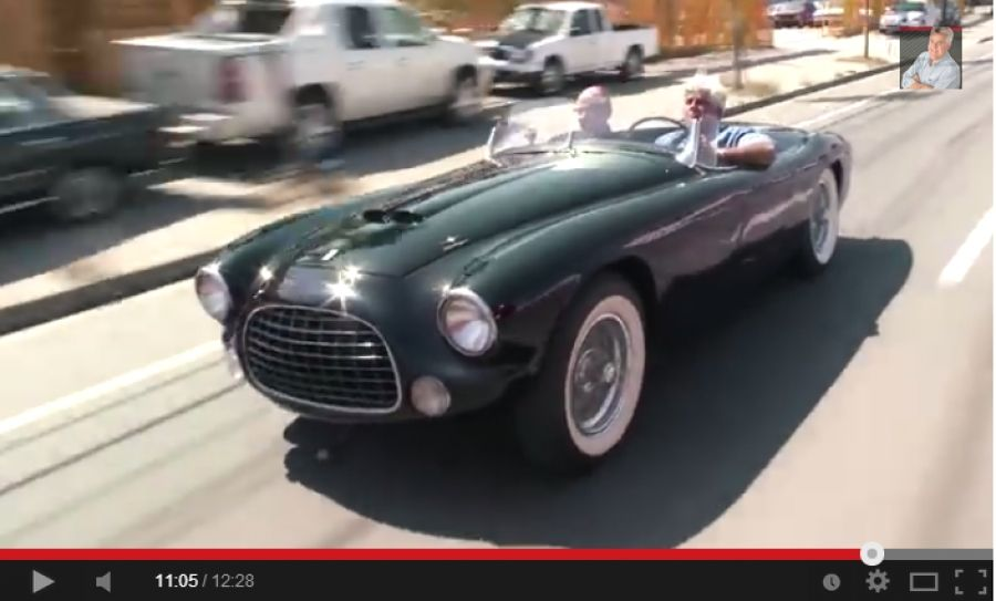 Ferrari Barchetta 1952