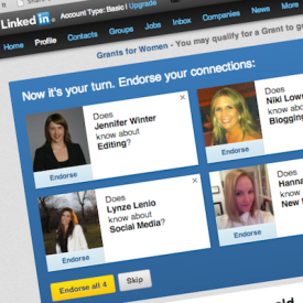 LinkedIn Endorsements How to Get the Ones that Really