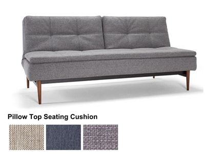 Dublexo Armless Convertible Sofa Bed By Innovation Living