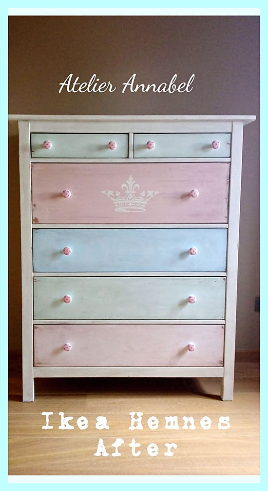 Chalk Painted Dresser Makeover Reader Featured Project Chalk paint dresser, HEMNES and
