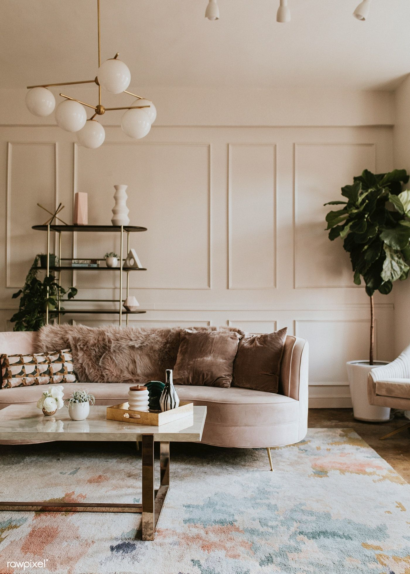 Download Premium Image Of A Modern Living Room Style 1216645 Modern Classic Living Room Living Room Style Pastel Living Room Download contemporary living room