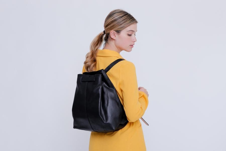 c1c8a3c69af0 Drawstring Backpack - BASIC COLLECTION - Mayko Bags