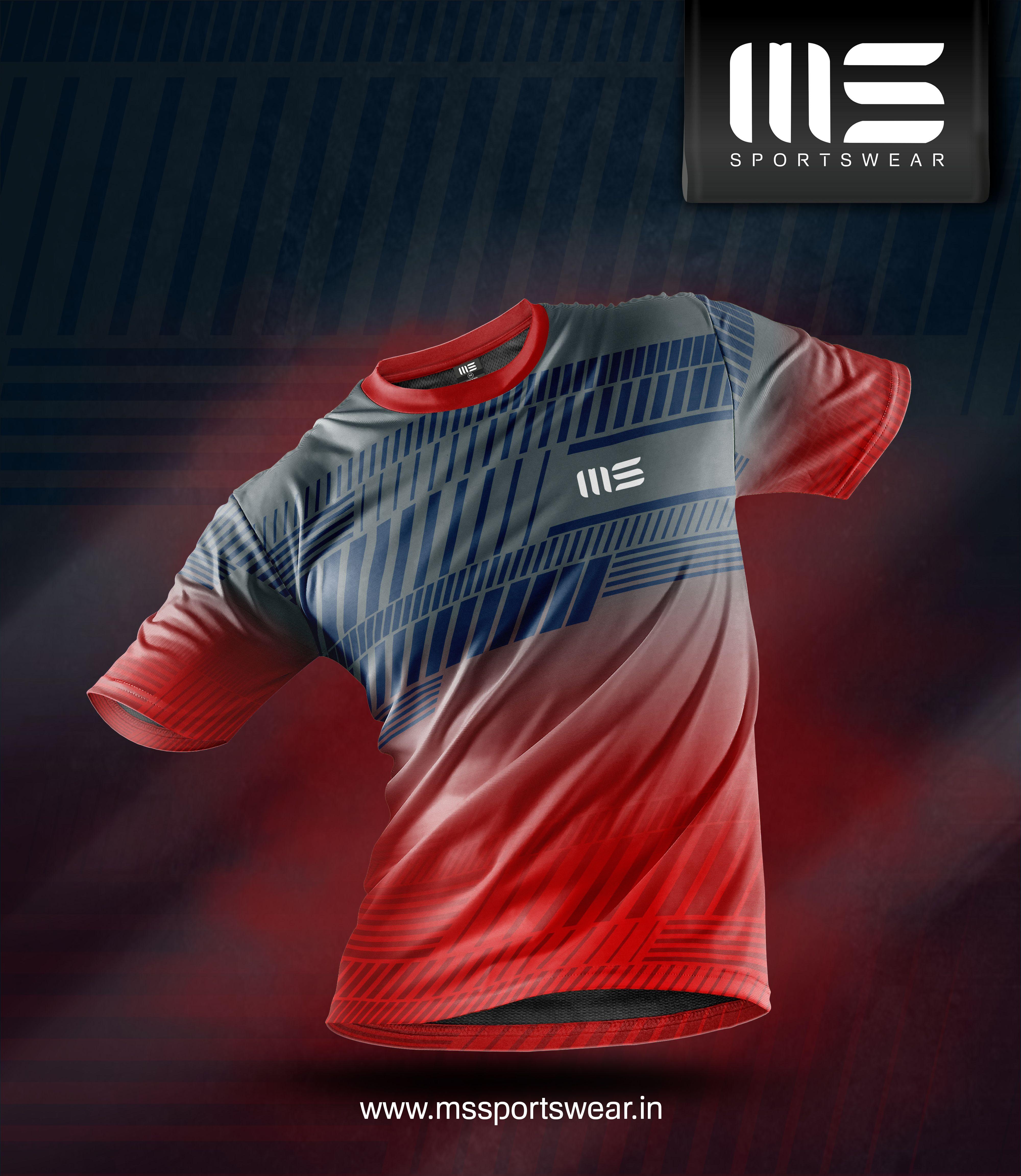 Ms Sportswear In 2020 Sport Shirt Design Sports Tshirt Designs Sports Shirts