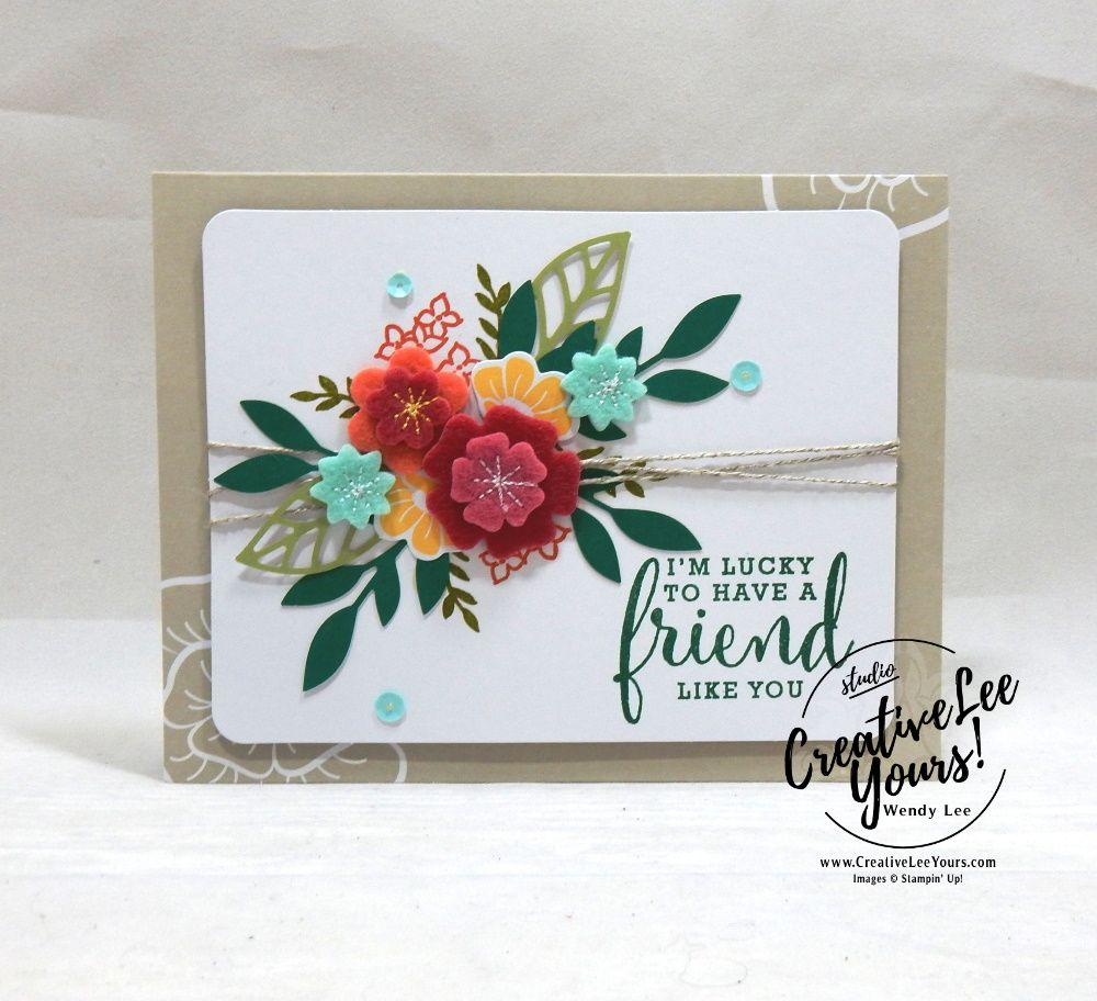 Friend Like You Printable Tutorial Felt Flower Tutorial Flower Cards Ribbon Flower Tutorial