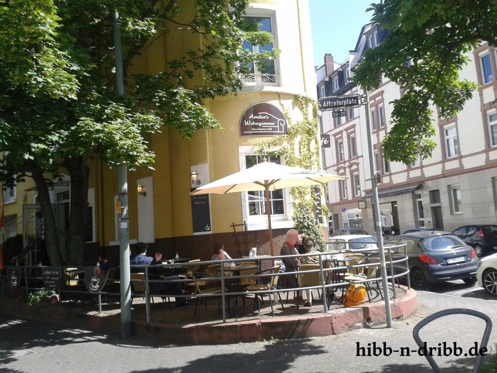 Hibb N Dribb Der Frankfurt Blog Frankfurt Frühstückt Im