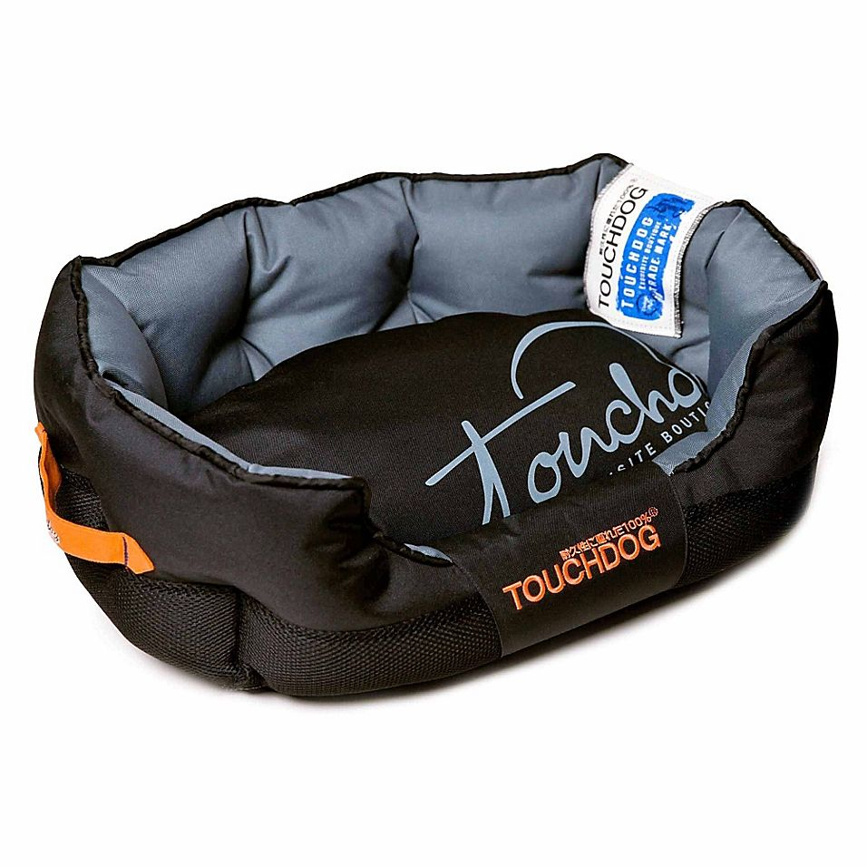 Toughdog Performance Max Sporty Comfort Cushioned Medium Dog Bed