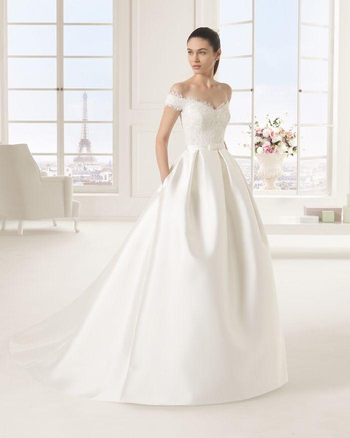 Rosa Clara - STYLE NAOLIN   Gowns   Pinterest   Rosa clara, Wedding ...