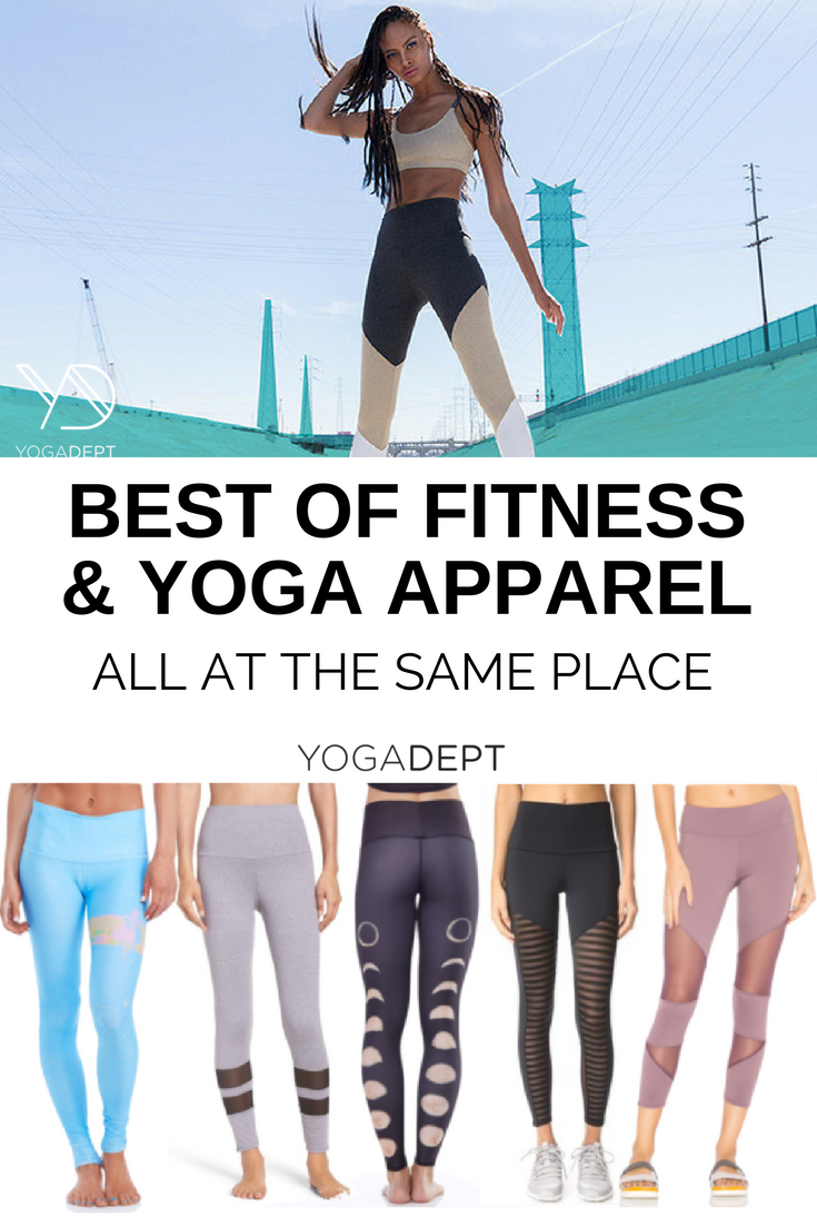 Find Apparel That Fits Your Active Lifestyle We Only Select The Best Activewear And Accessories Brands Find Onz Yoga Clothes Shop Yoga Clothes Yoga