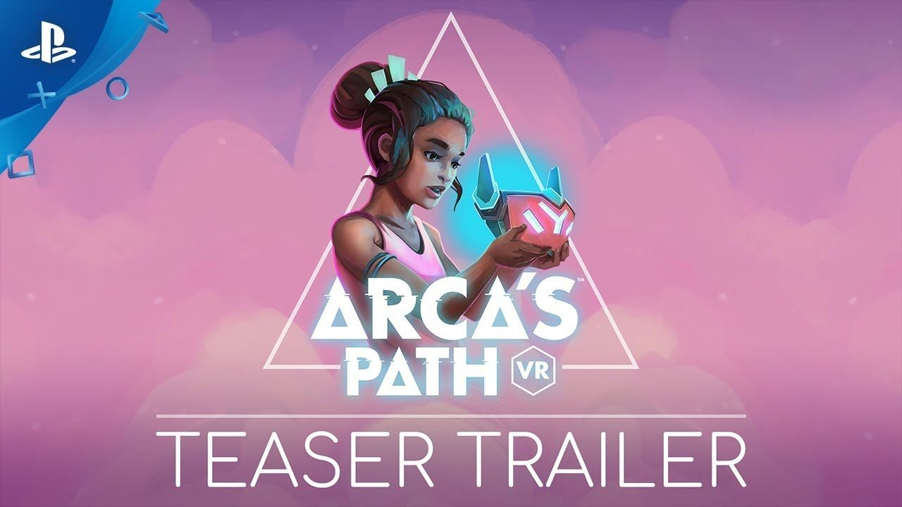 Arca's Path VR Teaser Trailer PlayStation VR gaming