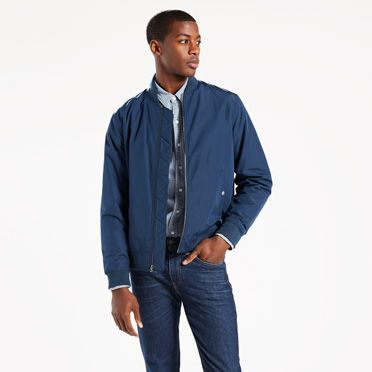 62bf79e40 Levi's Thermore Bomber Jacket - Men's 2XL | Products | Denim jacket ...