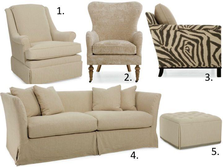 CR. Laine Upholstery
