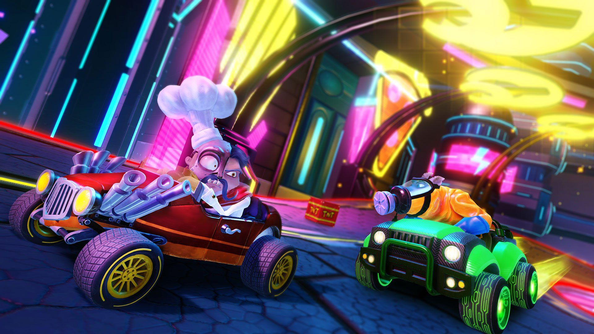 More Characters & Skins Revealed For Crash Team Racing Nitro-Fueled