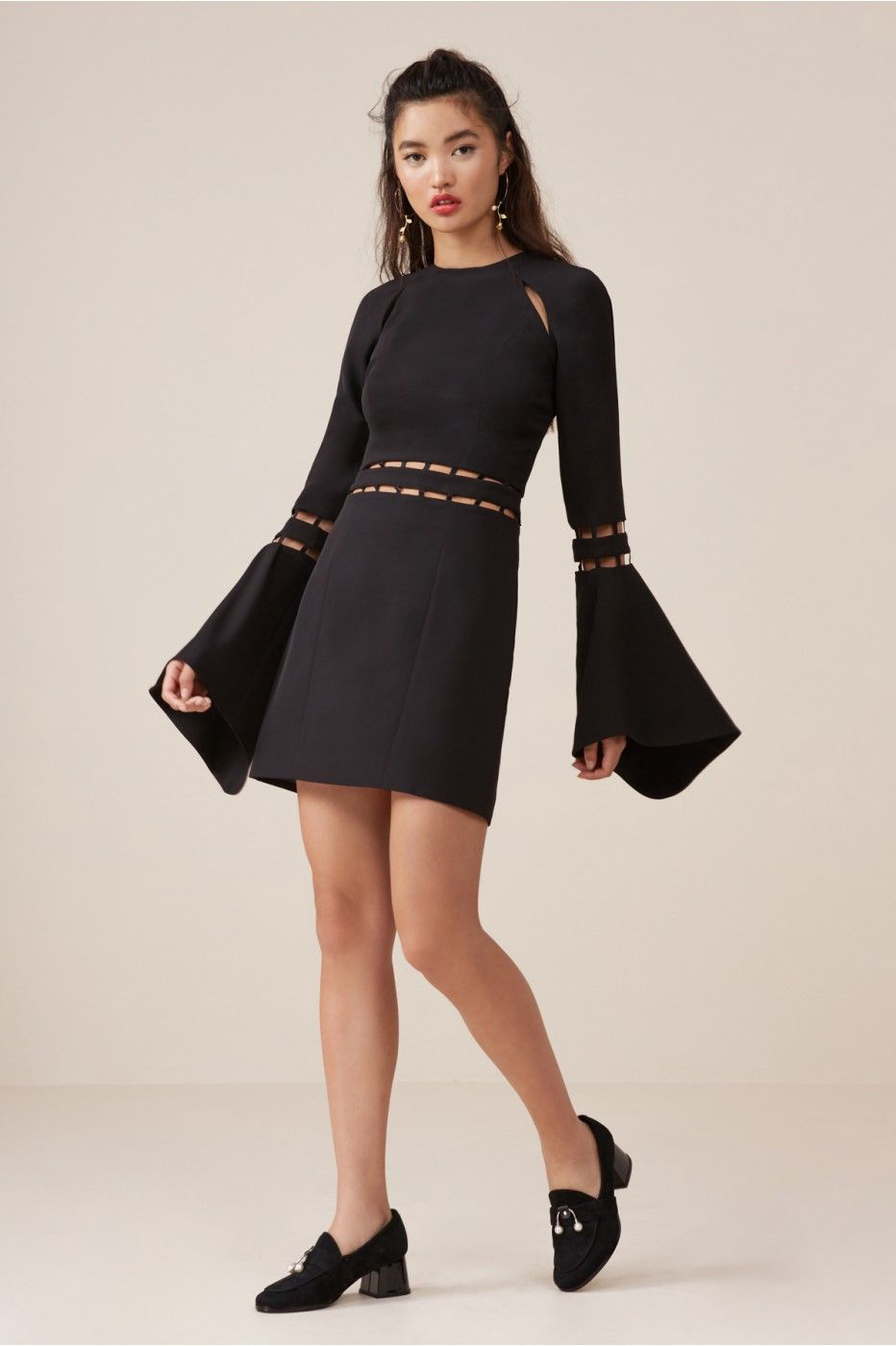 Solar mini dress in My style short dresses Pinterest
