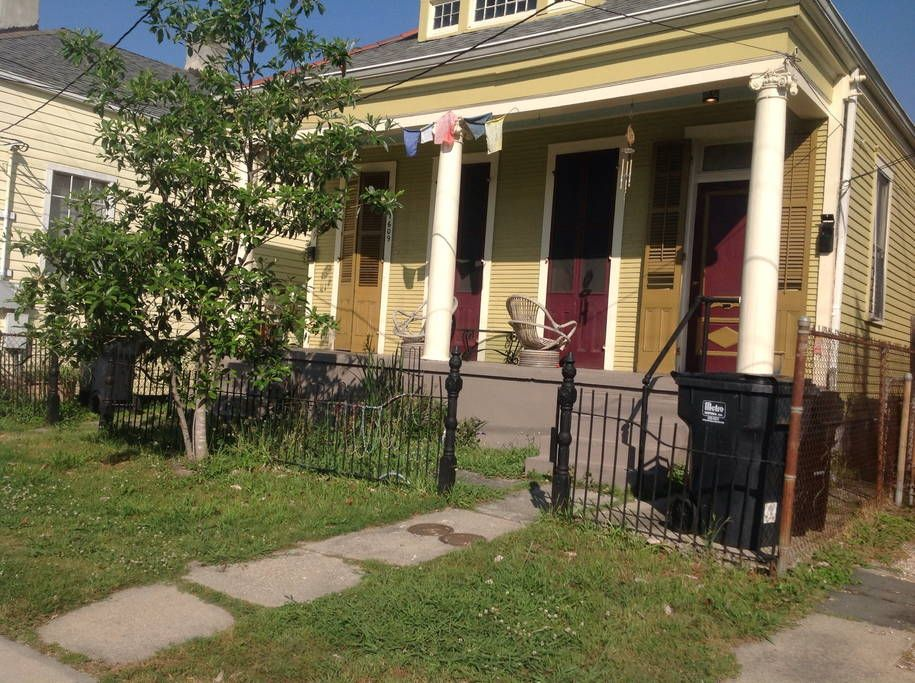 Check out this awesome listing on airbnb fun 1 bedroom in - 1 bedroom houses for rent in new orleans ...