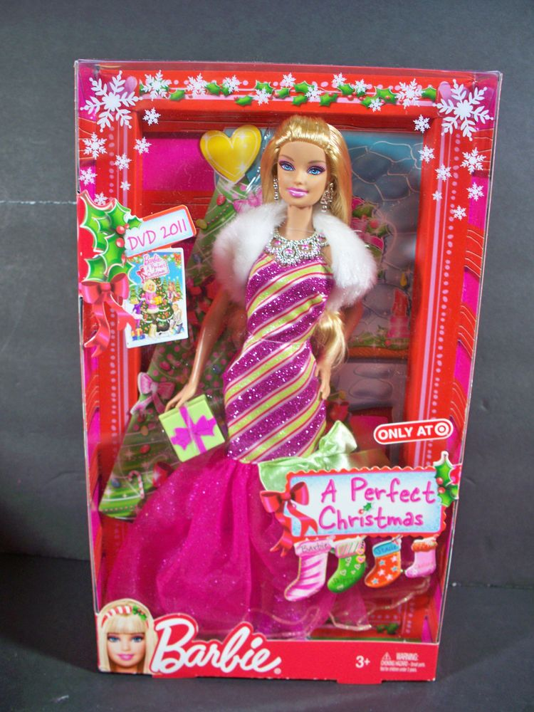Barbie HOLIDAY Natale Dreamhouse afroamericano nuova mattel doll