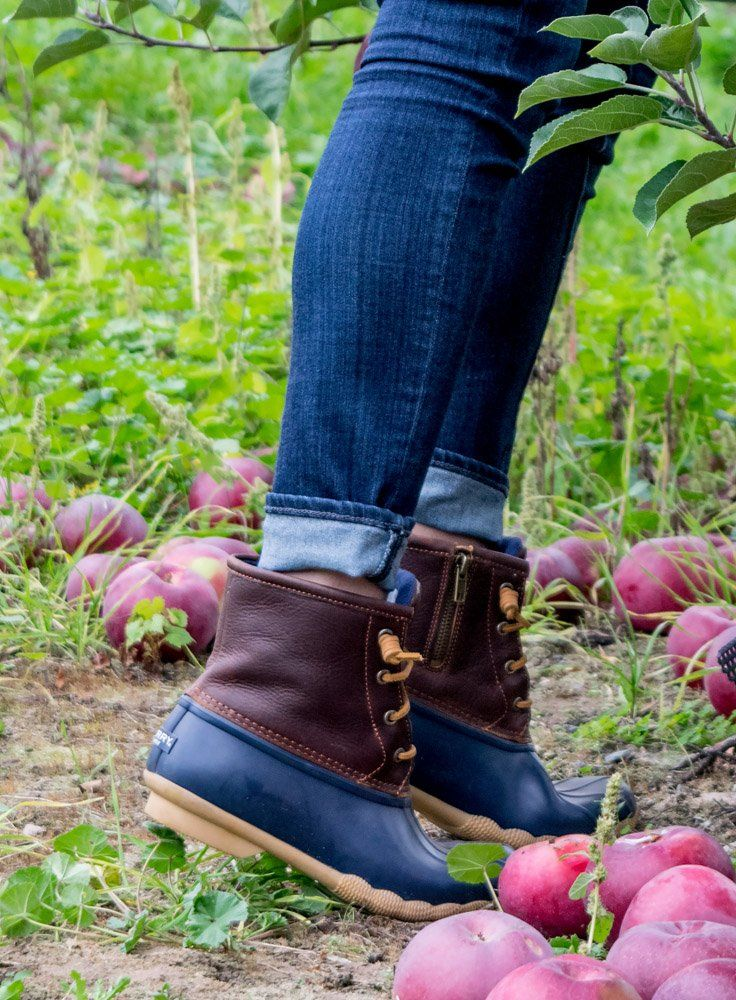 Saltwater Duck Boot   Duck boots outfit