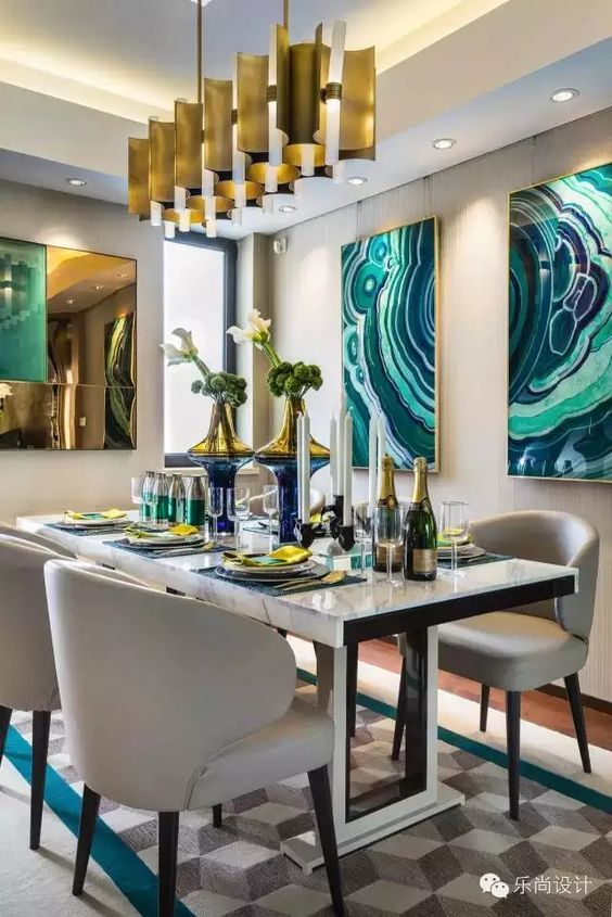 Ideas para decorar comedores elegantes y sofisticados Design