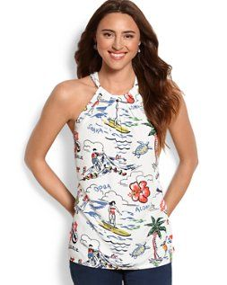 Women's Shirts And Tops | Tommy Bahama Shirts And Tops | Tommy Bahama