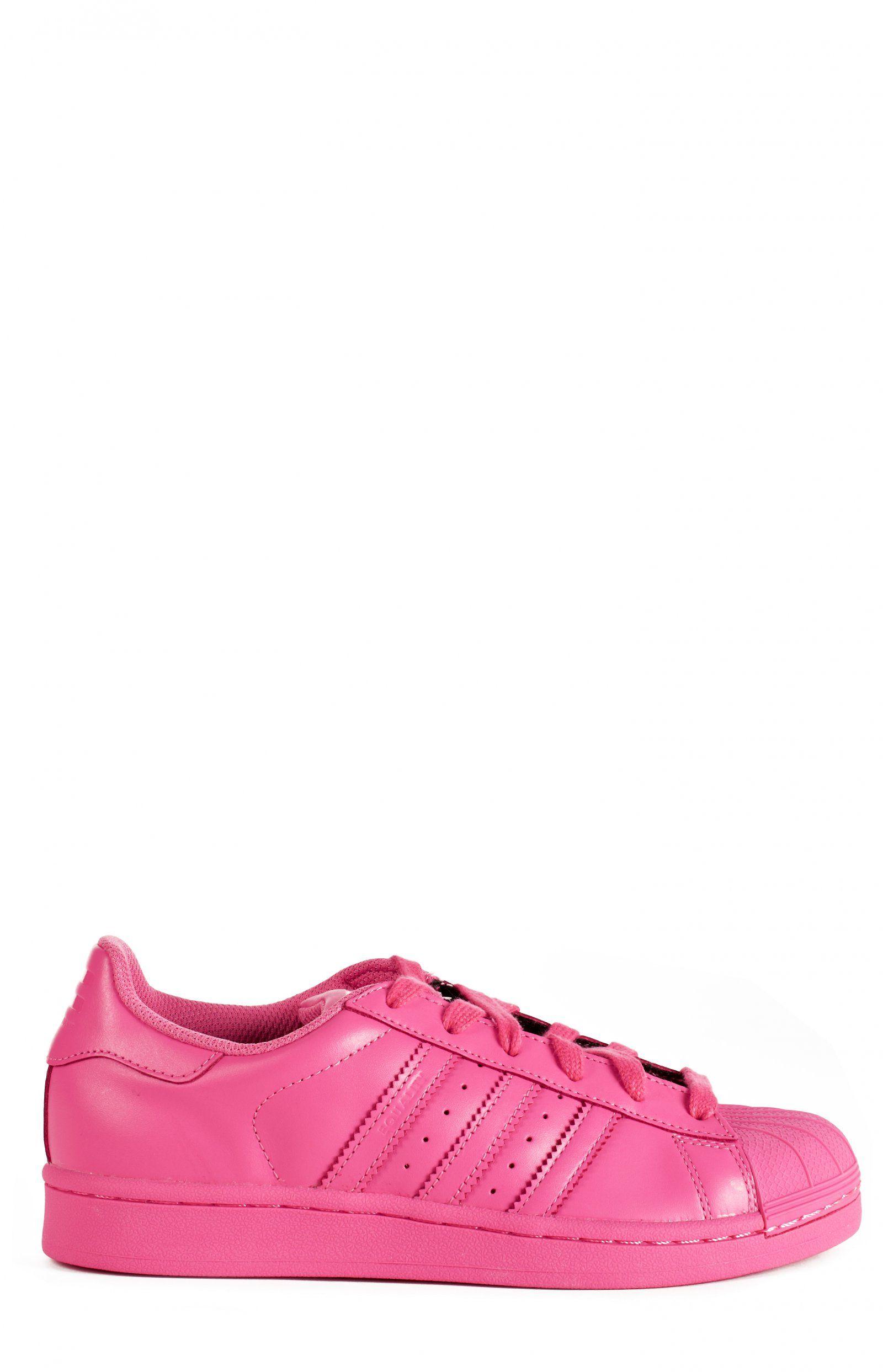 Superstar Supercolor Pack Rosa Pharrell Williams x x Williams Adidas 21075a