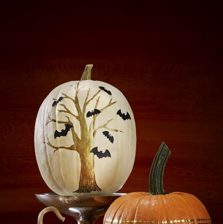 47 Fun, Easy Ways to Paint Your Pumpkins This Halloween