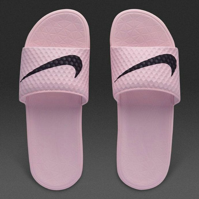 8f0830371cb99 2018-2019 Summer Authentic Official wms Nike Benassi Kawa Solarsoft bath  slippers pink. Find this Pin and more on 2018 Summer Slides Sandals ...